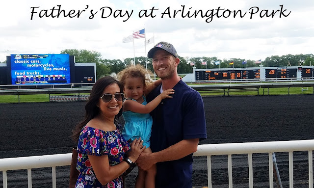 Father's Day at  Arlington Park