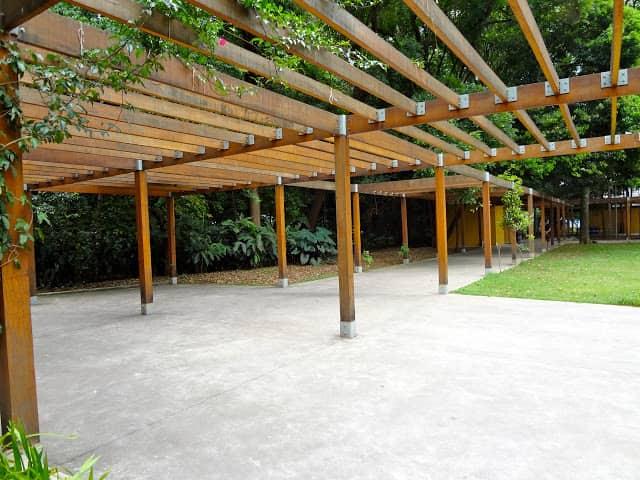 Parque Prefeito Mário Covas em São Paulo