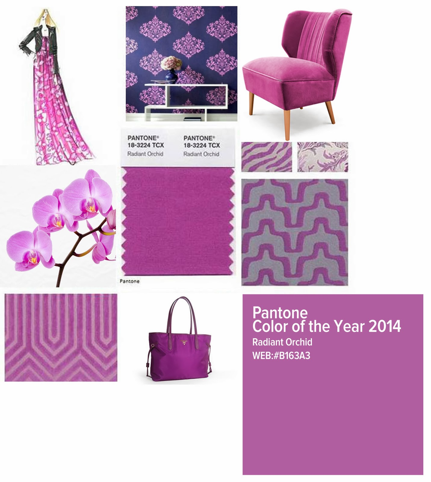 JPRchitect + Design: 2014 Pantone Color Of The Year