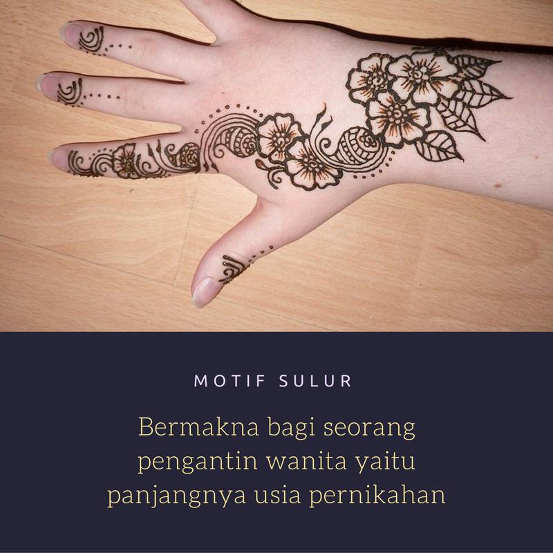 Gambar Henna Sayap