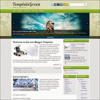 Template Green