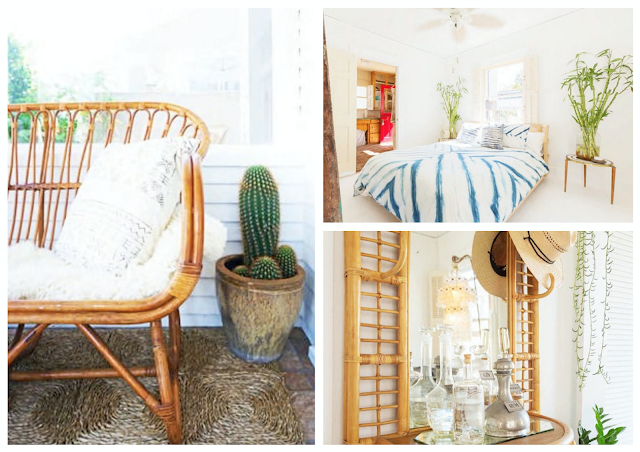 the butcher's daughter,venice beach,californie,garance doré,airbnb,déco,déco bohème,rotin,macramé,beach bungalow