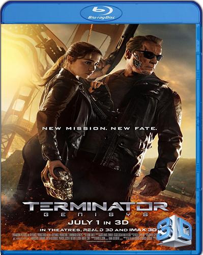 Terminator Genisys [BD50] [3D] [2015] [Latino]