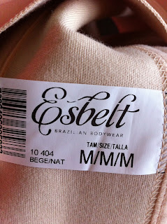 Decor Universitas Esbelt Or Squeem Waist Cincher Corset