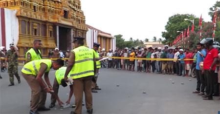 Jaffna High Court judge Ilancheliyan shot at, escaped unhurt