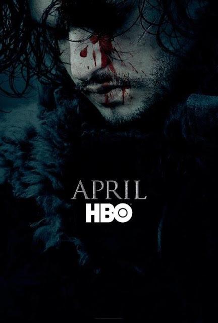 """HBO divulga primeiro pôster da 6ª temporada de """"Game of Thrones"""""""