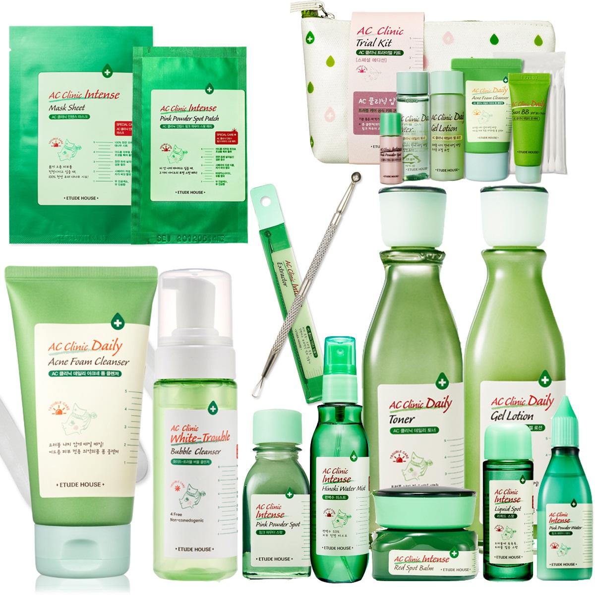 Skin Care Viva Untuk Kulit Berminyak: The Beauty Sweet Spot: REVIEW : Etude House AC Clinic