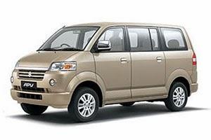 Rental Mobil Suzuki APV di Bali