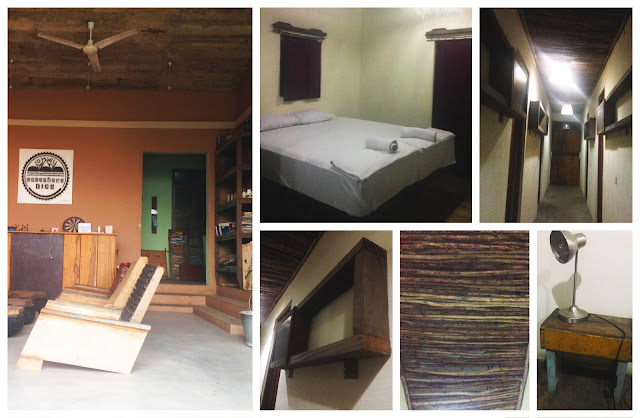 Hostel, Ghana, Africa Travel, life in Ghana