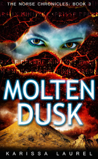 Molten Dusk by Karissa Laurel on Goodreads