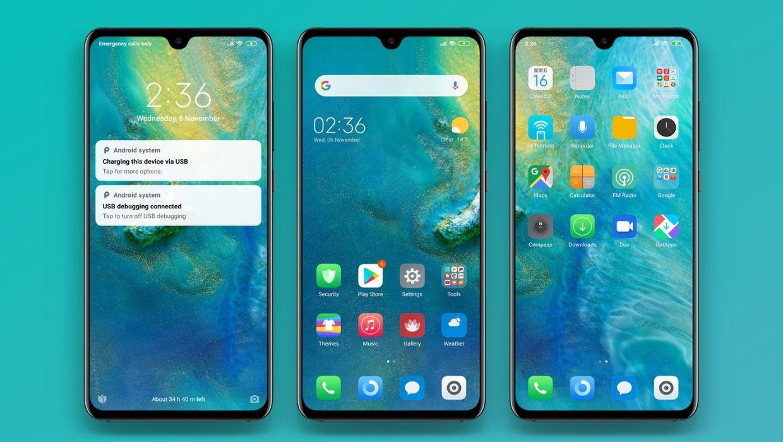 PRO X MIUI 11 Theme | Xiaomi Redmi Themes