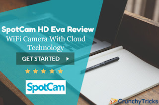 SpotCam HD Eva Review