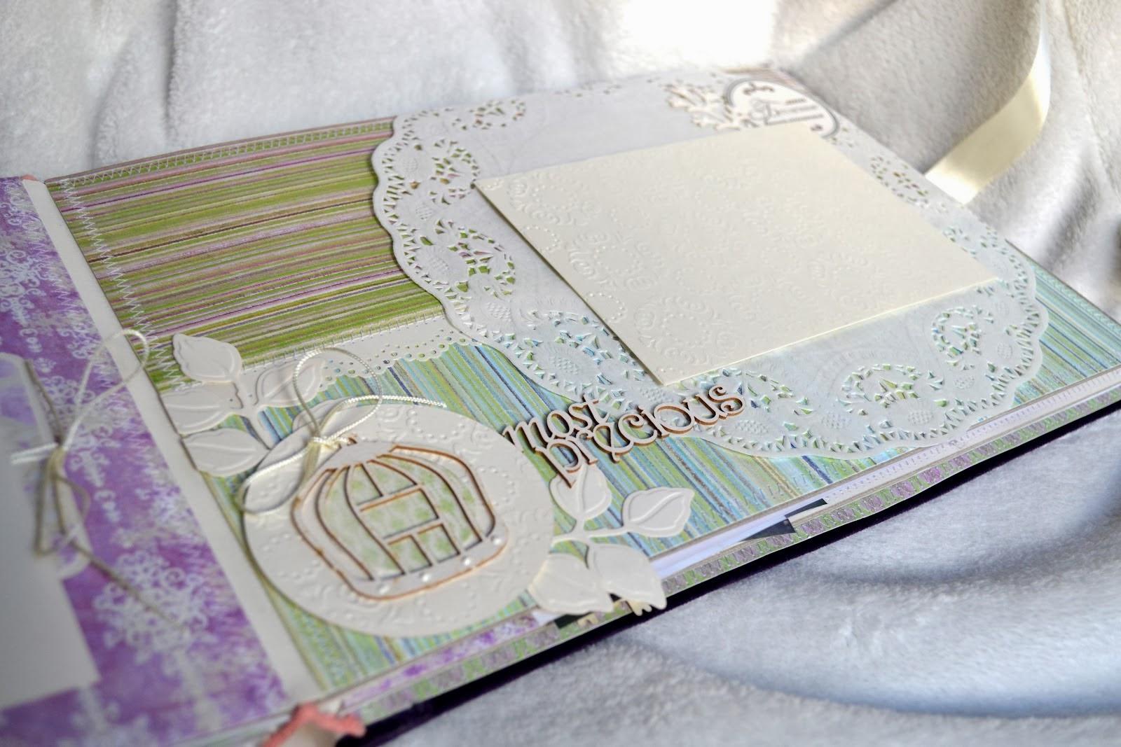 Hochzeitsalbum A4  Ideen fr Scrapbooking