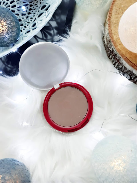 Jingle Bell, Bell Ginger contour powder, bronzer do konturowania twarzy