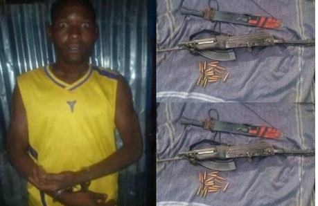 Wanted Senior Boko Haram Commander 'Pepper' Arrested