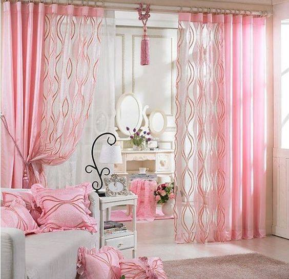 35 Modern Curtains Styles - Decor Units