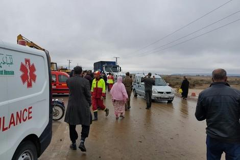 جمعية: تساقطات معتدلة تكشف هشاشة بينة مراكش