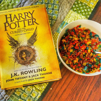 Harry Potter and the Cursed Child or Harry Potter and the disappointing continuation