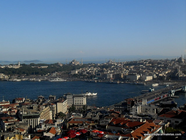 vistas de estambul