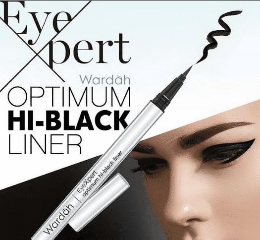 Harga Eyeliner Wardah Terbaru dan Review