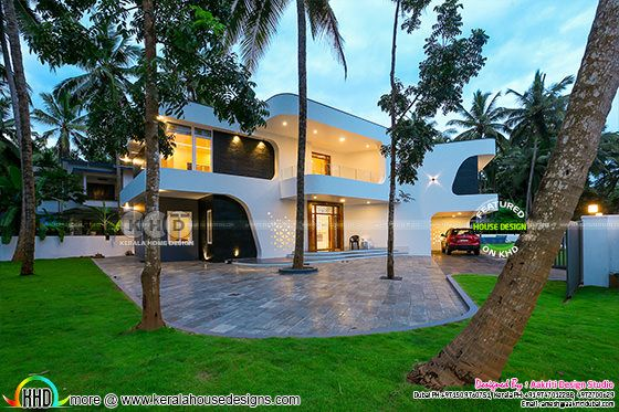Awesome completed home in Kerala