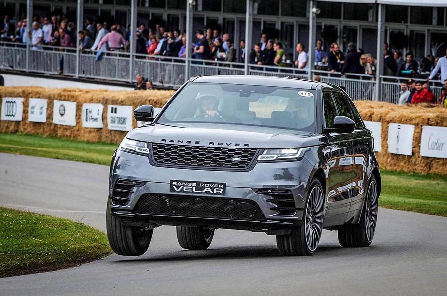 Range Rover Velar Ra Mắt Việt Nam