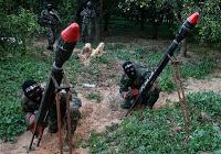 launching rockets against Israel