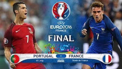 FINAL OF UEFA EURO 2016