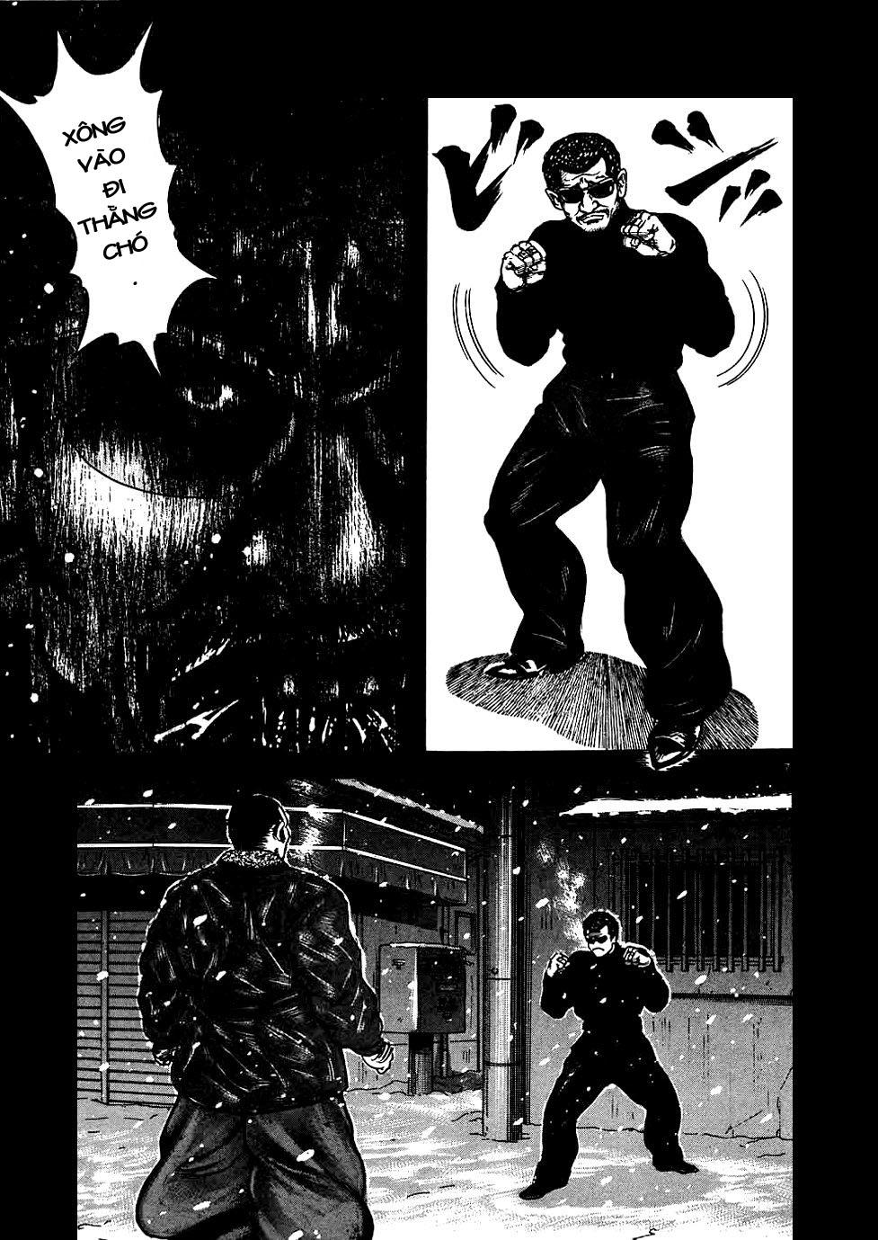 Oyaji chap 13 trang 7