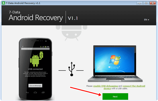 Data Android Recovery Software