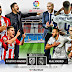 Atlético de Madrid x Real Madrid - La Liga 2016-2017 - Prognóstico, hora e data
