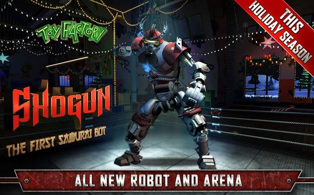 Real Steel Hd 1 21 1 Apk The Biggest Christmas Update