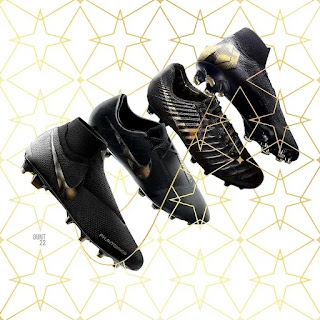 PES 6 Boots Nike Black Lux Pack 2019