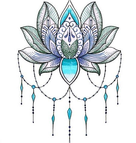 mandala fleur a situ je pense dans le dos sur le bras ou sur la cheville tattoos pinterest tattoo tatoo and tatting