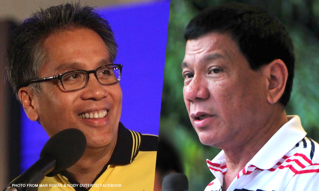 "LP denies 'black propaganda"" plot against Duterte"