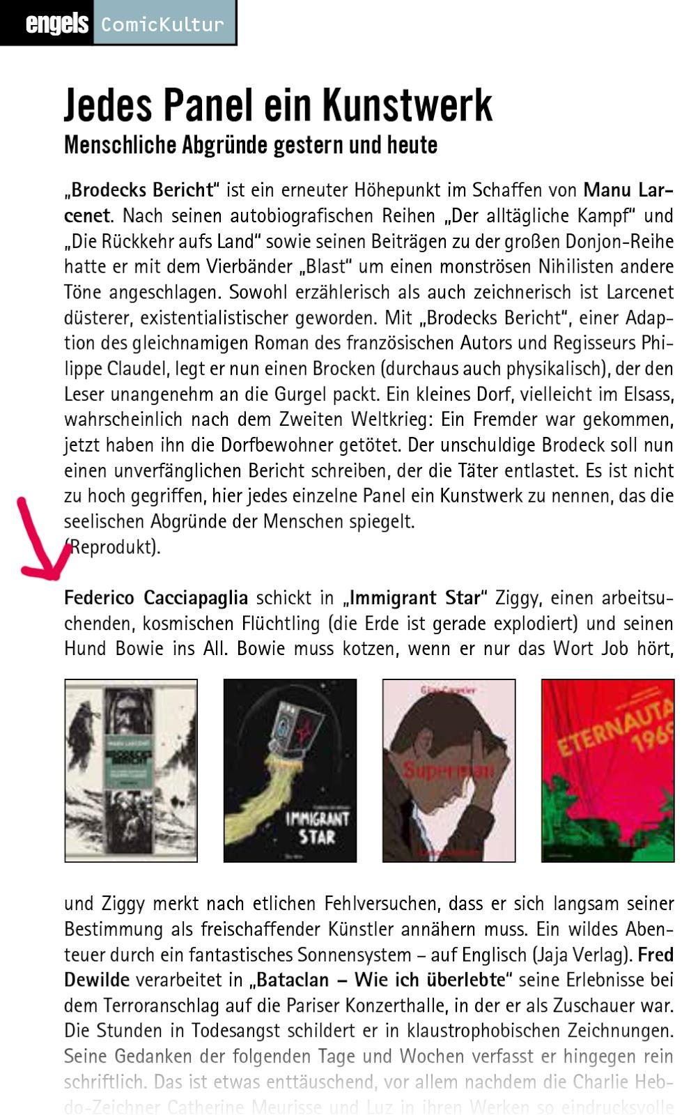 Jaja Verlag: Februar 2018