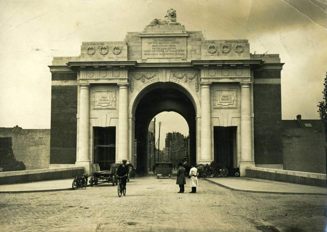 Tyrconnell heritage society world war wednesdays the menin gate world war wednesdays the menin gate and remembrance in belgium freerunsca Image collections