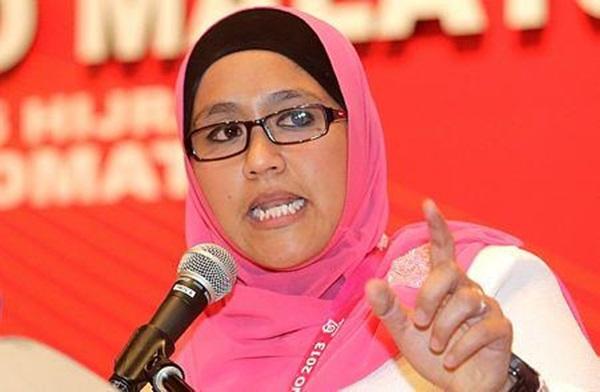 Krisis Puteri UMNO Terengganu: Rozita diganti