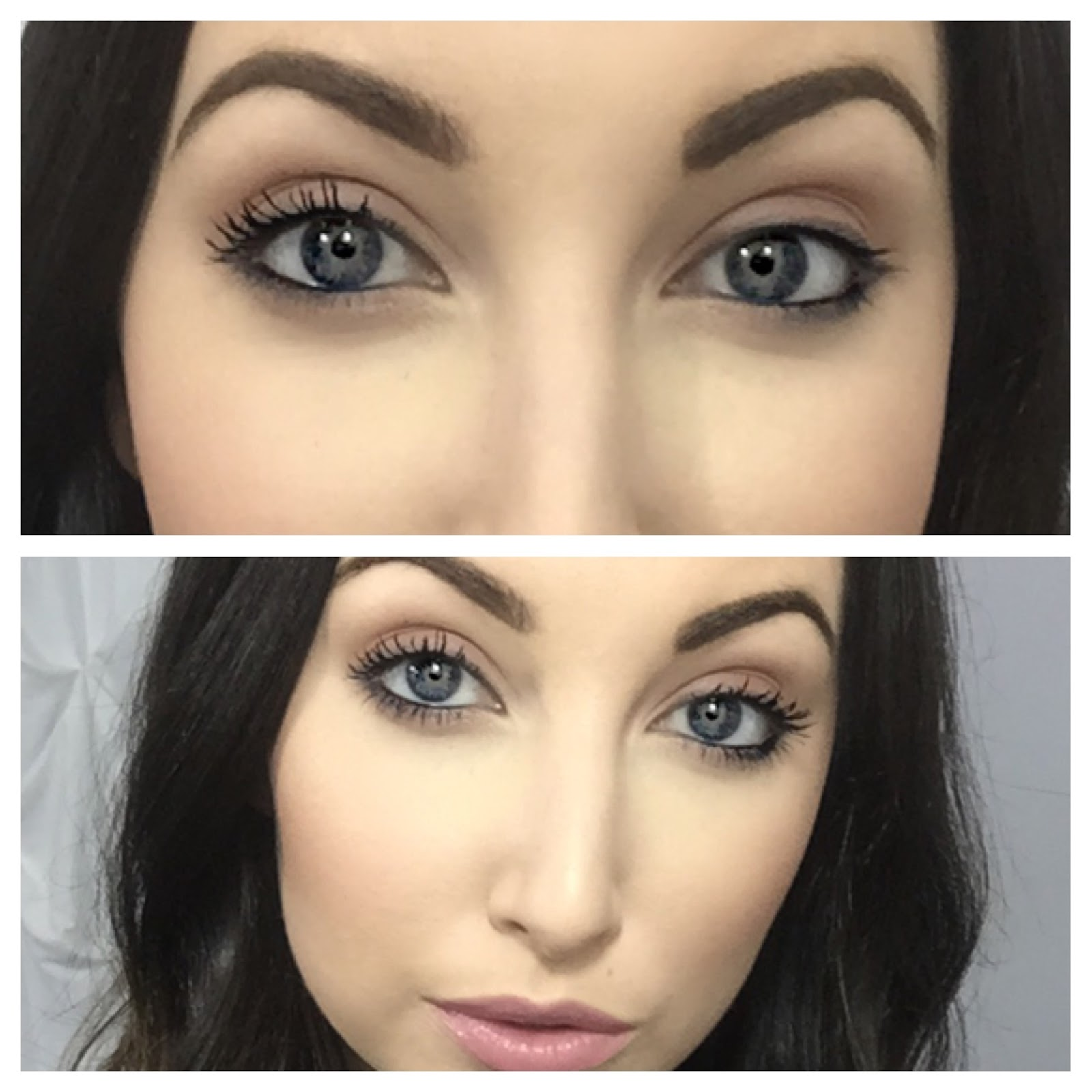 55668e5fa72 I hate wearing false lashes with a bare face because it looks way too  extreme, where as with the Fiber Lashes Plus I'm getting a very soft natural  look with ...