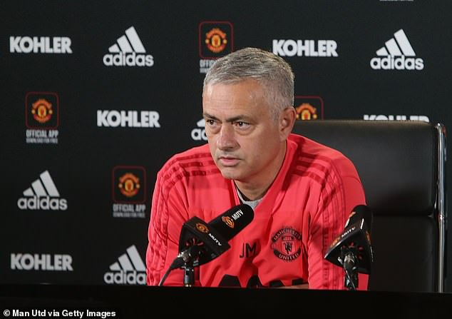 Manchester United board put plans in place in case Jose Mourinho is sacked this weekend