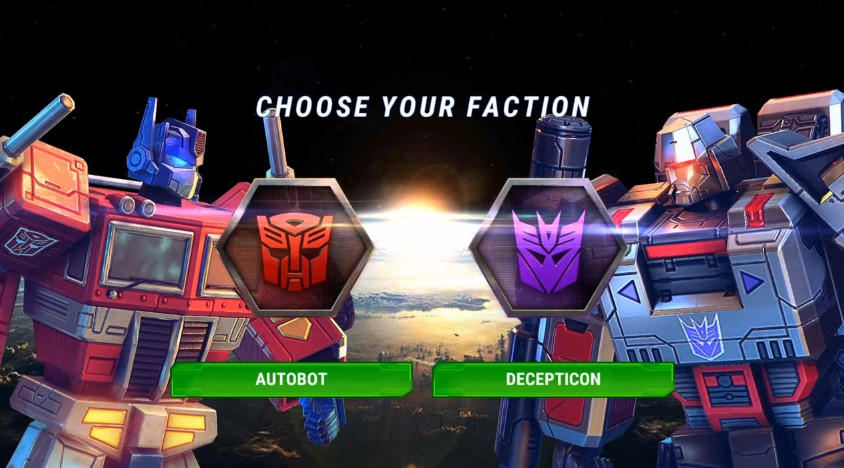 Transformers: Earth Wars Mod