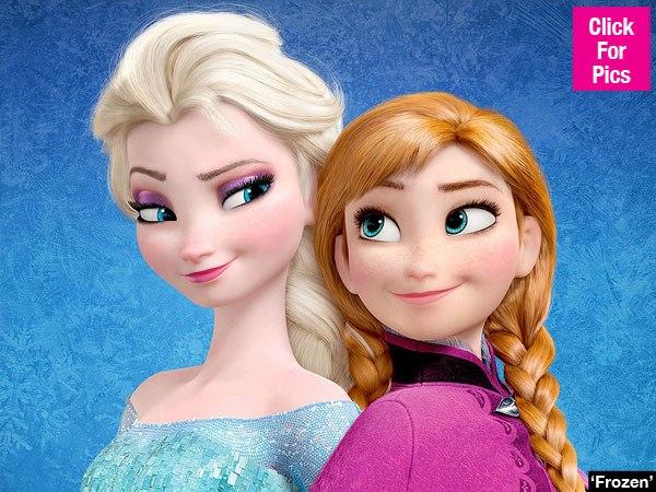 'Frozen's Original Ending Revealed: Elsa Left At The Altar, A Massive Avalanche & More