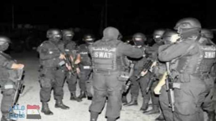 اشتباكات قوية وتبادل لإطلاق النيران بين قوات الأمن وعناصر إرهابية بالعريش.. ومصدر يكشف عدد القتلى