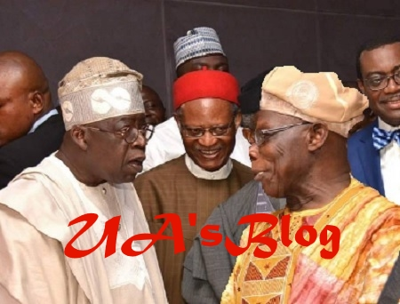 COALITION FOR NIGERIA: Obasanjo Lobbies Tinubu, Others
