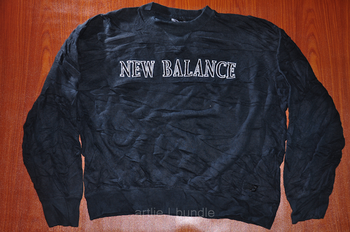 59aeb3cf Vintage | Branded | Clothing: (BB1-0018) NEW BALANCE Sweater M