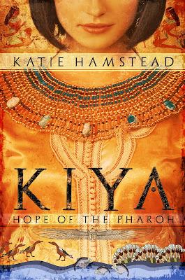 [Cover Reveal] KIYA TRILOGY by Katie Hamstead @KatieHamsteadNovels @YABoundToursPR