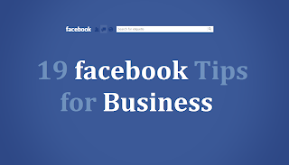 19 Facebook Tips for New Businesses [infographic]