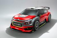 Citroën C3 WRC 2017 Concept Front Side