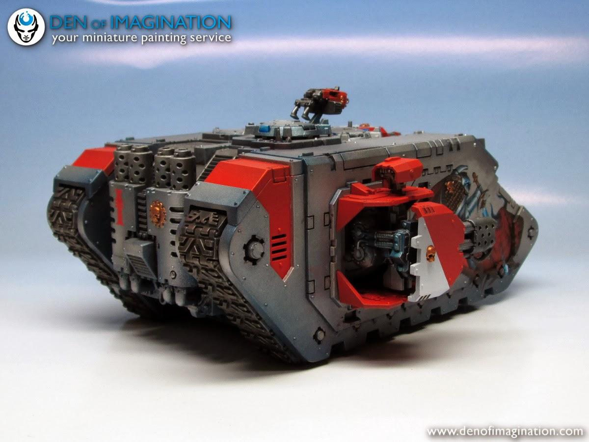 Blog - Awesome Landraiders!