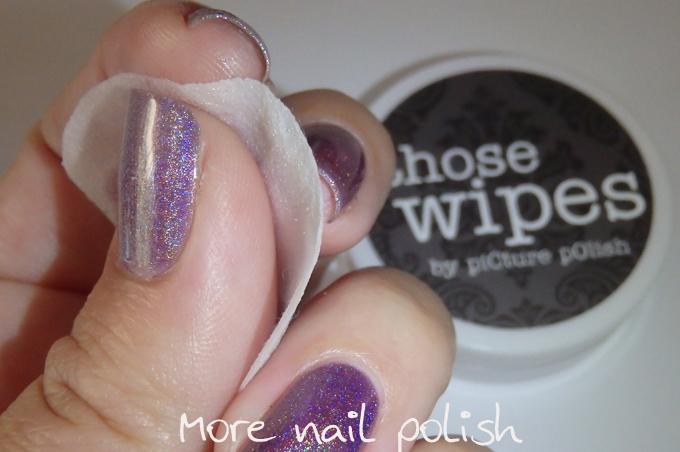Opi Nail Polish Remover Wipes